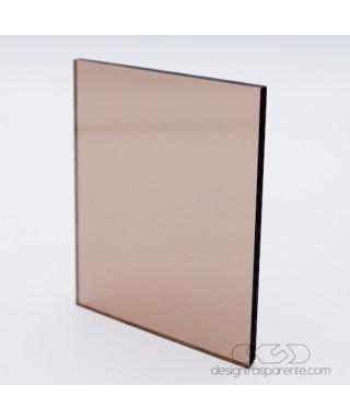 Plexiglass fumè marrone medio trasparente 912 acridite cm 150x100