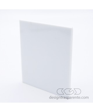 190 White Perspex Acrylic sheets and panels - size cm 150x100