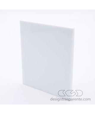 Plexiglass bianco coprente - gesso acridite 190 cm 150x100