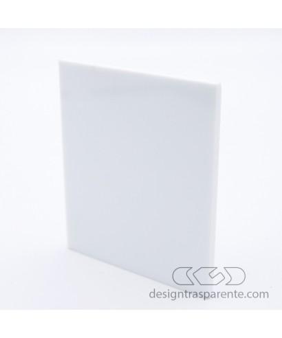 Plexiglass colorato bianco gesso coprente acridite 190 cm 150x100
