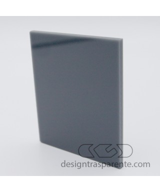 890 Mineral Grey Perspex Acrylic sheets and panels - size cm 150x100