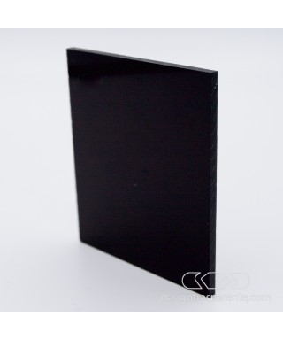 80 Black Gloss Perspex Acrylic sheets and panels - size cm 150x100