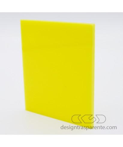 Plexiglass colorato giallo limone diffusore acridite 751 cm 150x100
