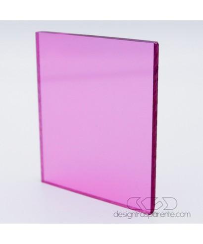Plexiglass colorato viola lilla diffusore acridite 430 cm 150x100