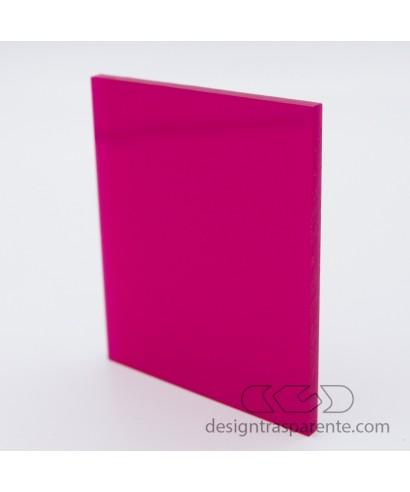 Plexiglass colorato fucsia pieno diffusore acridite 435 cm 150x100