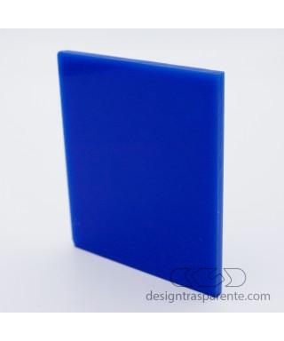 Plexiglass colorato azzurro cobalto diffusore acridite 540 cm 150x100