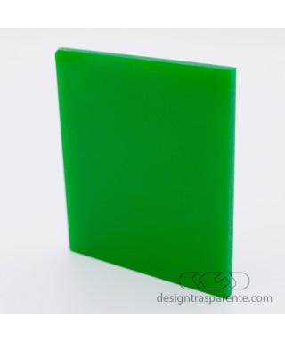 Plexiglass colorato verde muschio diffusore acridite 233 cm 150x100