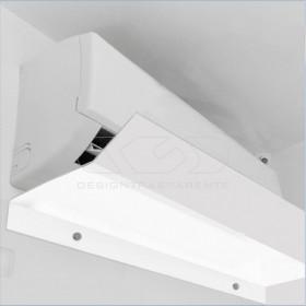 OFFERTA Deflettore 110 cm in plexiglass deviatore aria
