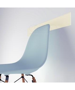 Fasce paracolpi bianco avorio crema cm 99 battisedia in plexiglass