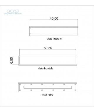Supporti per componenti elettronici in plexiglass su misura