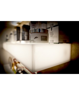 Mensola design luminosa 100