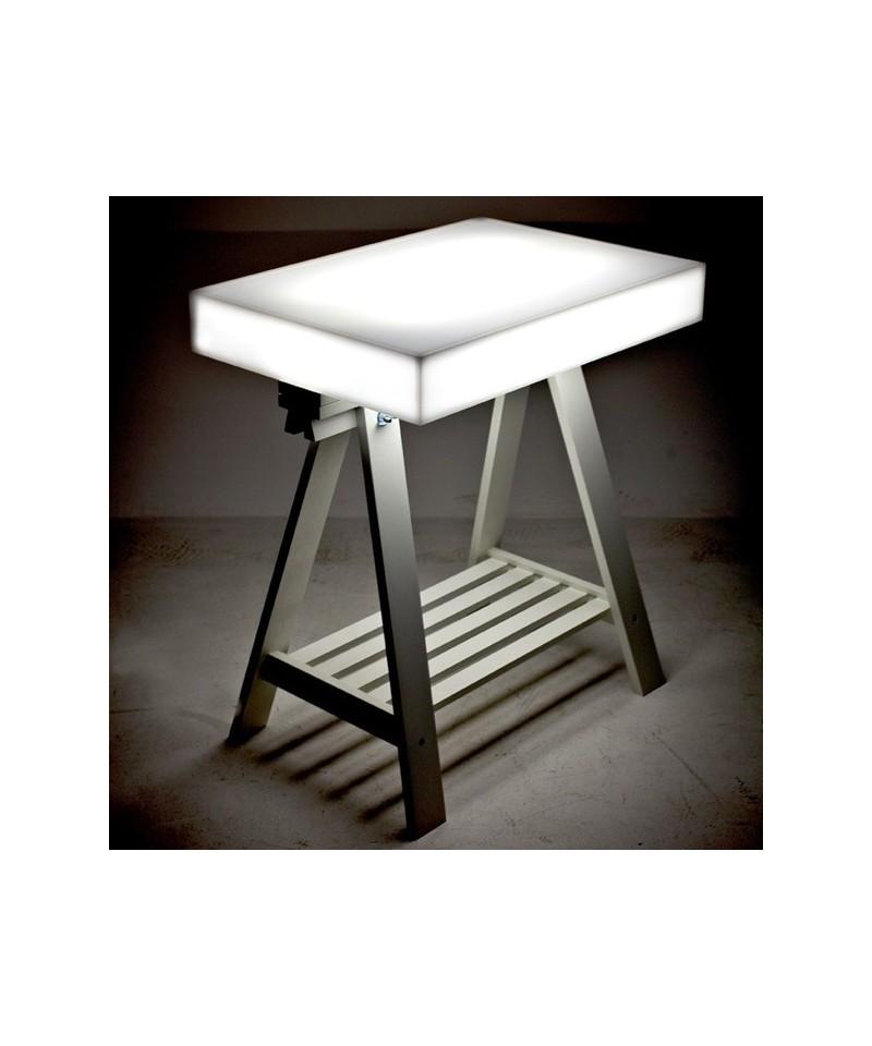 Acrylic writing desk - Simply