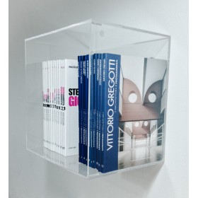 Acrylic Cube Shelf