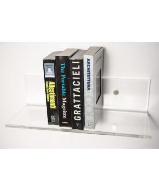 Clear acrylic shelve 65x20