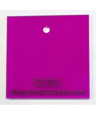 Lastra Plexiglass viola lilla pieno acridite 430 su misura