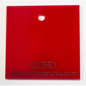 Plancha Metacrilato Rojo 332 – laminas y paneles a medida