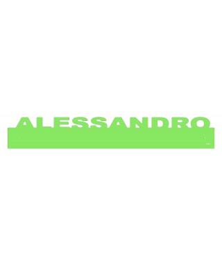 Paracolpi Alessandro in plexiglass colorato