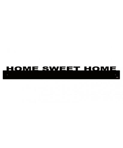 Paracolpi Home Sweet Home battisedia personalizzato in plexiglass