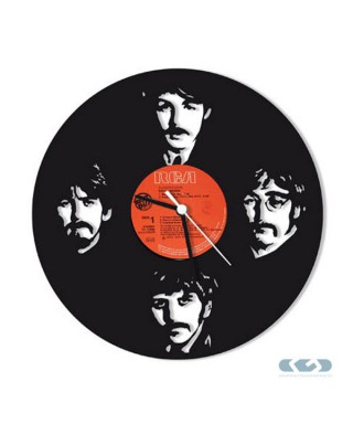 Wall clock - Butterfly
