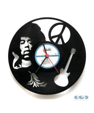 Orologio vinile 33 giri - Hendrix