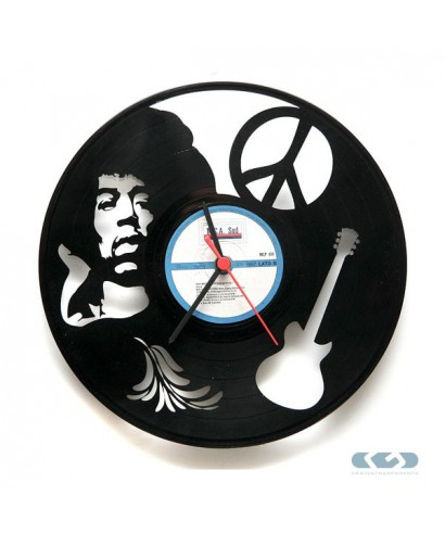 Watch 33 rpm vinyl - Micheal Jackson