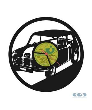 Orologio vinile 33 giri - Maggiolino