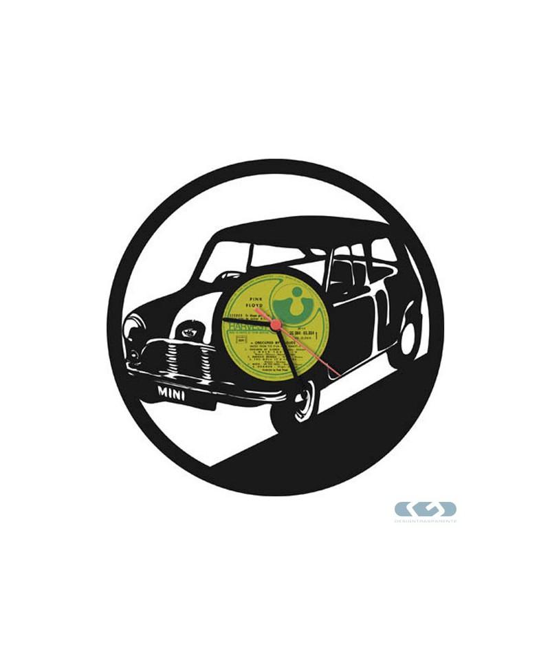 Watch 33 rpm vinyl - Maggiolino