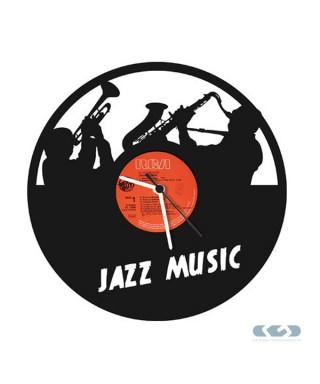Orologio vinile 33 giri - Jazz