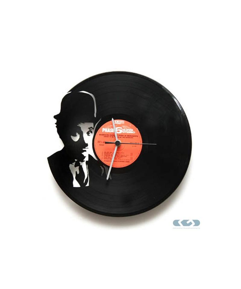 Watch 33 rpm vinyl - Beatles