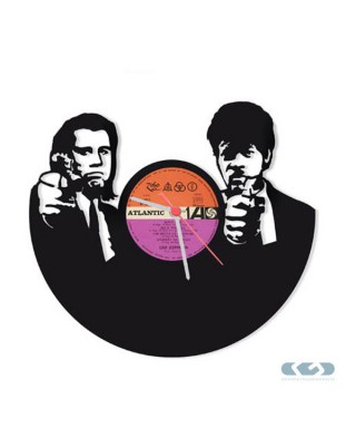 Orologio vinile 33 giri -  Pulp Fiction