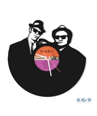 Orologio vinile 33 giri - Blues Brothers