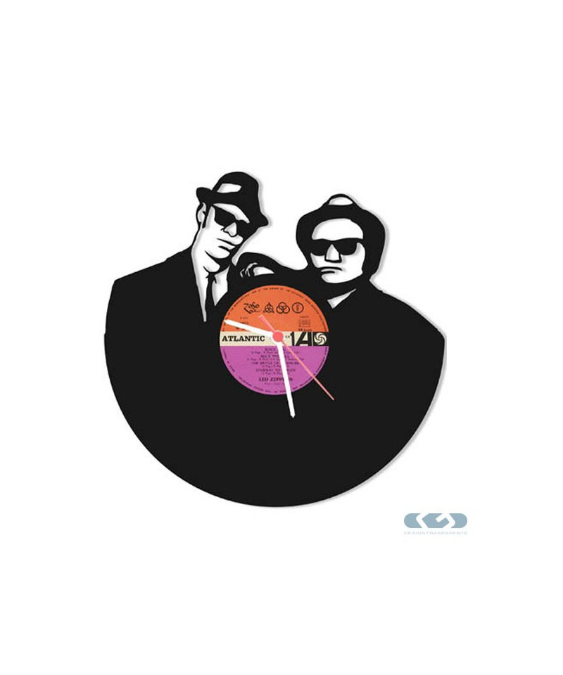 Watch 33 rpm vinyl - Stanlio e Ollio
