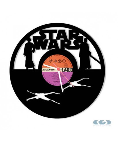 Watch 33 rpm vinyl - Star Wars