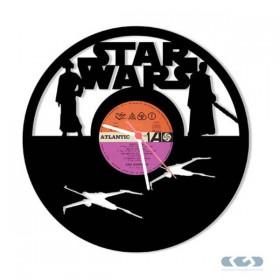 Watch 33 rpm vinyl - Star Wars