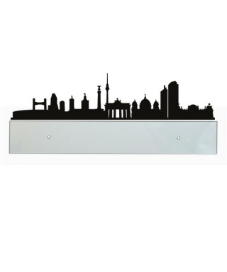 Skyline sticker - Berlin