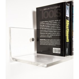 Clear acrylic shelve 55x20