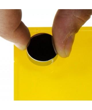 Mensola 70x20 in plexiglass trasparente alto spessore