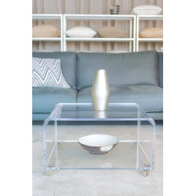 Clear console in storage 70x60 h:45