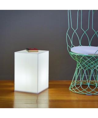 Acrylic light table 30x30 h:45