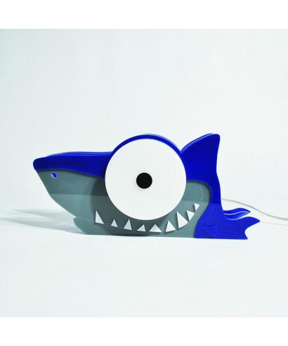 Lampada bambini Shark