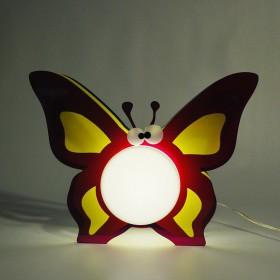 Kids lamp Butterfly