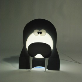 Kids lamp Walrus