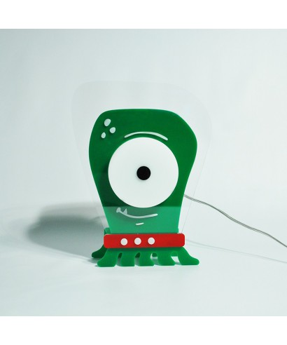 Kids lamp Alien