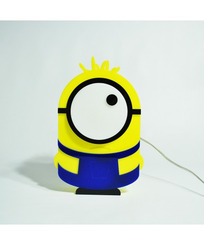 Kids lamp Minion