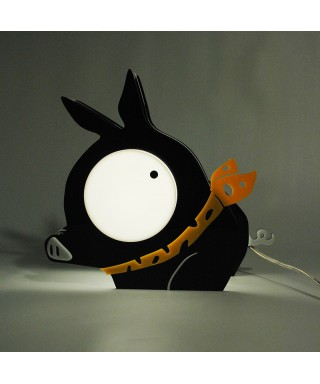 Lampada Pig