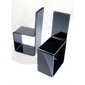 PI perspex chair