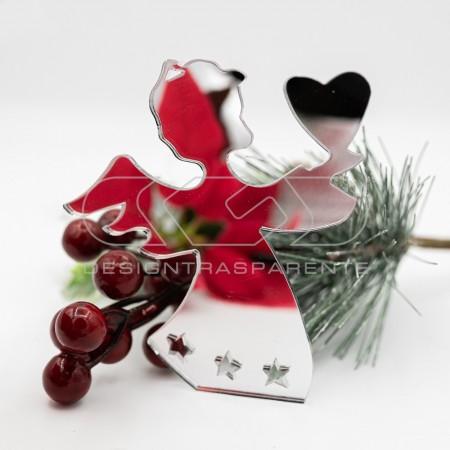 Decorazioni natalizie originali in plexiglass