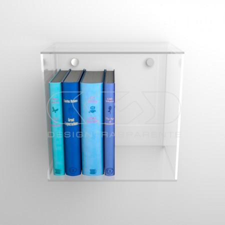 Acylic wall cube shelves. Shop online