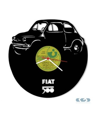 Watch vinyl 33 rpm - Car