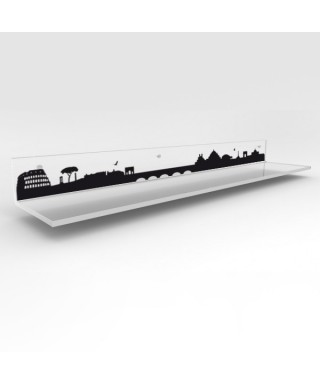 Pegatinas skyline de pared
